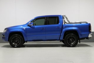 2016 Volkswagen Amarok 2H MY17 V6 TDI 550 Ultimate Blue 8 Speed Automatic Dual Cab Utility