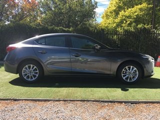 2018 Mazda 3 BN5278 Touring SKYACTIV-Drive Machine Grey 6 Speed Sports Automatic Sedan.