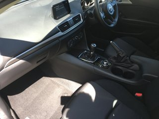 2018 Mazda 3 BN5476 Neo SKYACTIV-MT Sport Eternal Blue 6 Speed Manual Hatchback