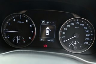 2015 Hyundai Elantra MD3 Elite Red 6 Speed Sports Automatic Sedan