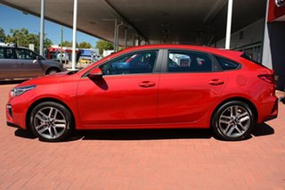 2020 Kia Cerato BD MY20 Sport Runway Red 6 Speed Automatic Hatchback