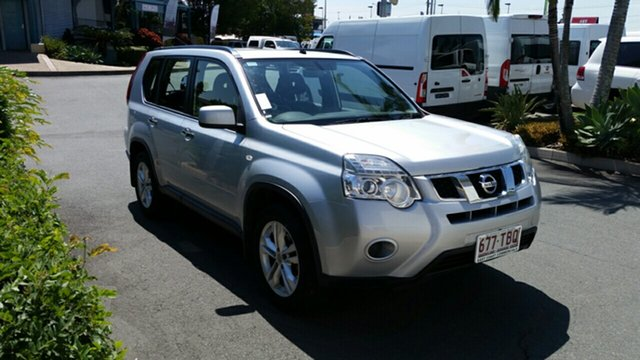 Used Nissan X-Trail T31 Series V ST, 2012 Nissan X-Trail T31 Series V ST Silver 1 Speed Constant Variable Wagon