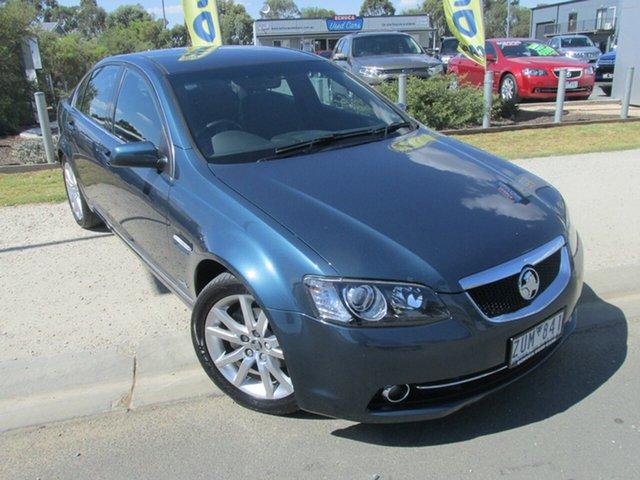 Used Holden Calais VE II MY12.5 , 2013 Holden Calais VE II MY12.5 Blue 6 Speed Sports Automatic Sedan