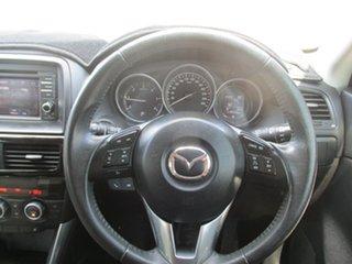 2013 Mazda CX-5 KE1021 MY13 Grand Touring SKYACTIV-Drive AWD Black 6 Speed Sports Automatic Wagon