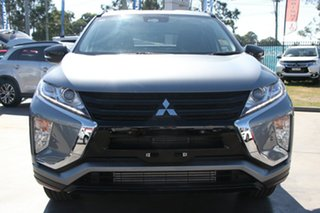 2019 Mitsubishi Eclipse Cross YA MY19 Black Edition 2WD Titanium 8 Speed Constant Variable Wagon