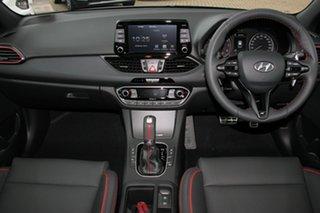 2018 Hyundai i30 PD.3 MY19 N Line D-CT Premium Phantom Black 7 Speed Sports Automatic Dual Clutch.