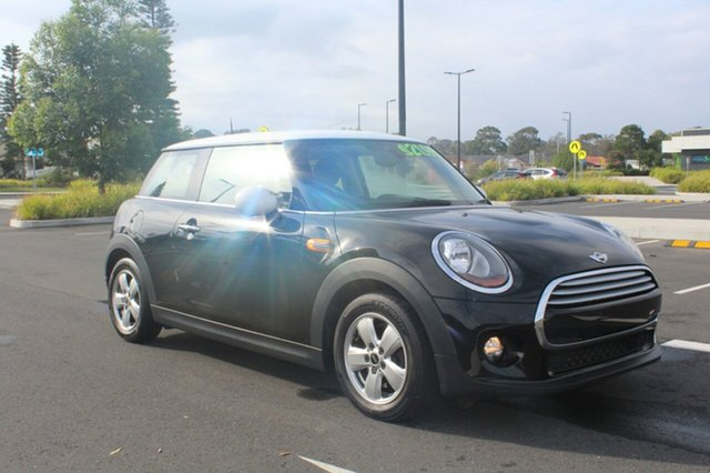 Used Mini Hatch  Cooper, 2014 Mini Hatch Cooper Black Automatic Hatchback