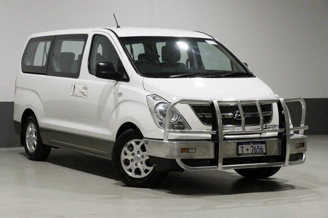 Used Hyundai iMAX TQ MY13 , 2014 Hyundai iMAX TQ MY13 White 6 Speed Manual Wagon