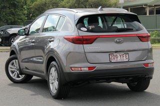 2018 Kia Sportage QL MY19 Si 2WD Mineral Silver 6 Speed Sports Automatic Wagon.