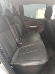 2016 Mitsubishi Triton MQ MY16 Exceed Silver Semi Auto Utility
