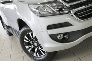 2018 Holden Colorado RG MY19 LTZ Pickup Crew Cab Nitrate Silver 6 Speed Sports Automatic Utility.