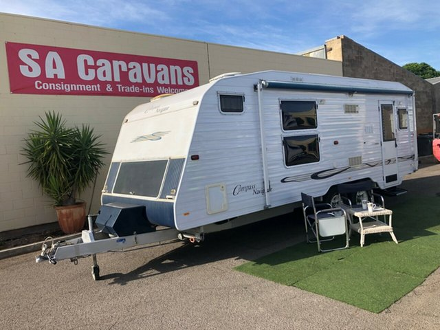 Used Compass   , 2005 Compass NAVIGATOR 21 with SHOWER /TOILET Off Road Van