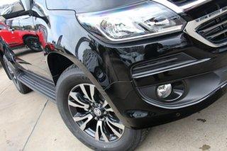 2018 Holden Colorado RG MY19 LTZ Pickup Crew Cab Mineral Black 6 Speed Sports Automatic Utility.