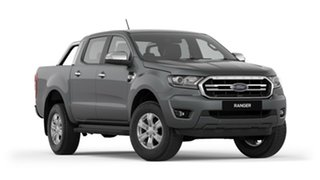 2018 Ford Ranger PX MkIII 2019.00MY XLT Pick-up Double Cab Magnetic 6 Speed Sports Automatic Utility