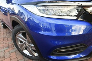 2021 Honda HR-V MY21 VTi-S Brilliant Sporty Blue 1 Speed Constant Variable Hatchback.