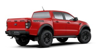 2019 Ford Ranger PX MkIII 2019.00MY Raptor Pick-up Double Cab True Red 10 Speed Sports Automatic