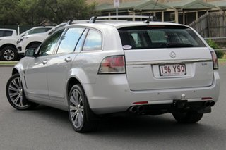 2013 Holden Calais VF MY14 V Sportwagon Silver 6 Speed Sports Automatic Wagon.