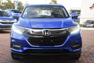 2021 Honda HR-V MY21 VTi-S Brilliant Sporty Blue 1 Speed Constant Variable Hatchback
