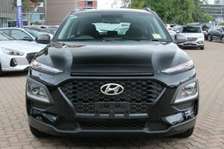 2018 Hyundai Kona OS.2 MY19 Go 2WD Phantom Black Pearl 6 Speed Sports Automatic Wagon