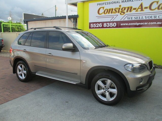 Used BMW X5 E70 d Steptronic, 2008 BMW X5 E70 d Steptronic Gold 6 Speed Sports Automatic Wagon