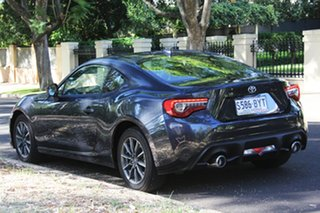 2018 Toyota 86 ZN6 GT Tornado Grey 6 Speed Manual Coupe