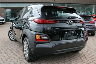 2018 Hyundai Kona OS.2 MY19 Go 2WD Phantom Black Pearl 6 Speed Sports Automatic Wagon.