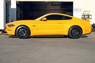 2018 Ford Mustang FN 2018MY GT Fastback SelectShift Orange Fury 10 Speed Sports Automatic Fastback