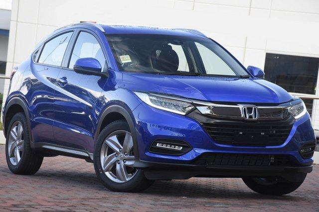 New Honda HR-V MY21 VTi-S Parramatta, 2020 Honda HR-V MY21 VTi-S Brilliant Sporty Blue 1 Speed Constant Variable Hatchback