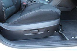 2014 Ford Falcon XR6 Turbo White Sports Automatic Sedan