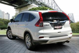 2014 Honda CR-V RM Series II MY16 VTi-S Taffeta White 5 Speed Sports Automatic Wagon.