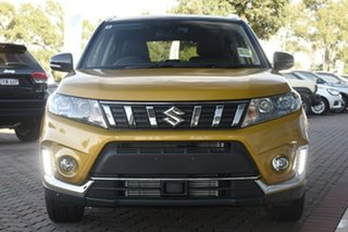 2019 Suzuki Vitara LY Series II Turbo 2WD Yellow 6 Speed Sports Automatic Wagon