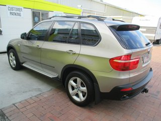 2008 BMW X5 E70 d Steptronic Gold 6 Speed Sports Automatic Wagon.