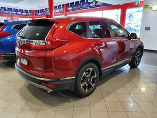 2017 Honda CR-V RW MY18 VTi-L FWD Passion Red 1 Speed Constant Variable Wagon
