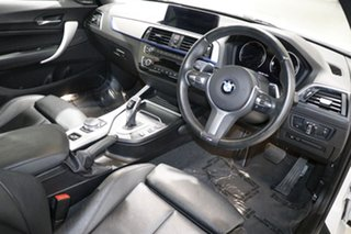 2018 BMW M240i F23 MY18 M240I White 8 Speed Automatic Convertible