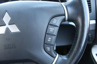 2014 Mitsubishi Pajero VR-X Silver Sports Automatic Wagon