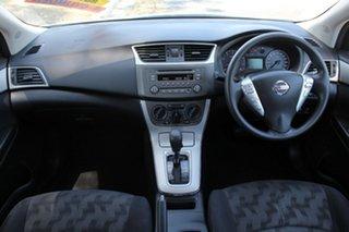 2013 Nissan Pulsar B17 ST White Constant Variable Sedan