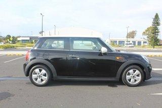 2014 Mini Hatch Cooper Black Automatic Hatchback.