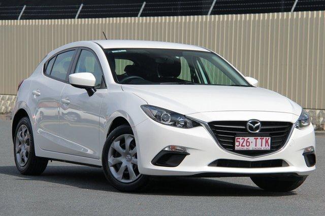 Used Mazda 3 BM5478 Neo SKYACTIV-Drive, 2014 Mazda 3 BM5478 Neo SKYACTIV-Drive White 6 Speed Sports Automatic Hatchback