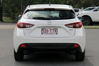 2014 Mazda 3 BM5478 Neo SKYACTIV-Drive White 6 Speed Sports Automatic Hatchback