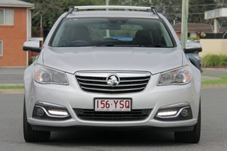 2013 Holden Calais VF MY14 V Sportwagon Silver 6 Speed Sports Automatic Wagon