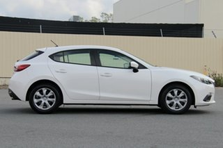 2014 Mazda 3 BM5478 Neo SKYACTIV-Drive White 6 Speed Sports Automatic Hatchback.