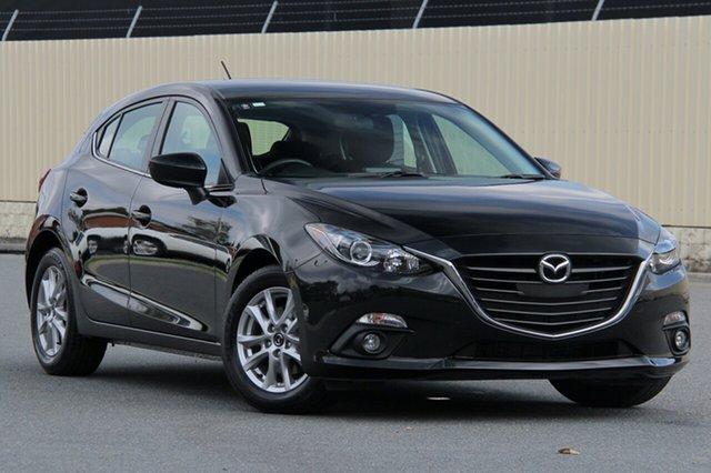 Used Mazda 3 BM5478 Maxx SKYACTIV-Drive, 2015 Mazda 3 BM5478 Maxx SKYACTIV-Drive Black 6 Speed Sports Automatic Hatchback