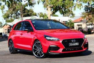 2018 Hyundai i30 PDe MY18 N Performance Red 6 Speed Manual Hatchback.