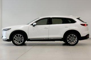2019 Mazda CX-9 TC Azami SKYACTIV-Drive i-ACTIV AWD Snowflake White 6 Speed Sports Automatic Wagon