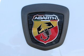 2018 Abarth 124 Series 1 Spider White 6 Speed Sports Automatic Roadster