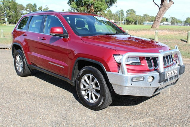 Used Jeep Grand Cherokee  Laredo, 2013 Jeep Grand Cherokee Laredo Red Sports Automatic Wagon