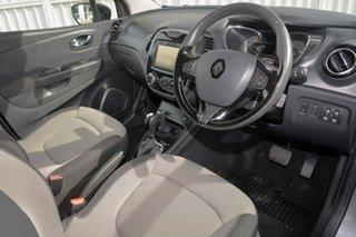 2015 Renault Captur J87 Expression EDC Grey 6 Speed Sports Automatic Dual Clutch Hatchback
