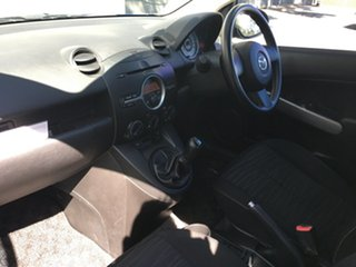 2010 Mazda 2 DE10Y1 Neo Blue 5 Speed Manual Hatchback