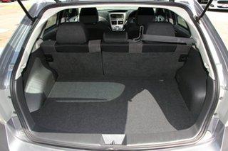 2008 Subaru Impreza G3 MY08 RS AWD Silver 5 Speed Manual Hatchback