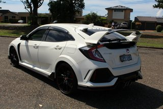 2017 Honda Civic MY17 Type R White 6 Speed Manual Hatchback